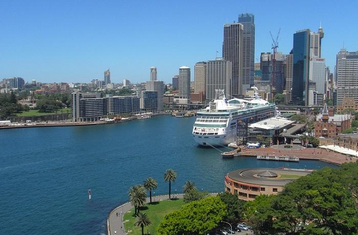Reisen in Australien