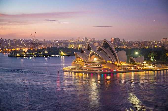 Work and Travel Guide Australien