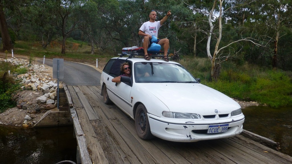 Austarlien mit Auto